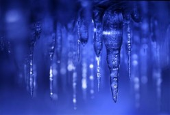 Icicles:  A Poem