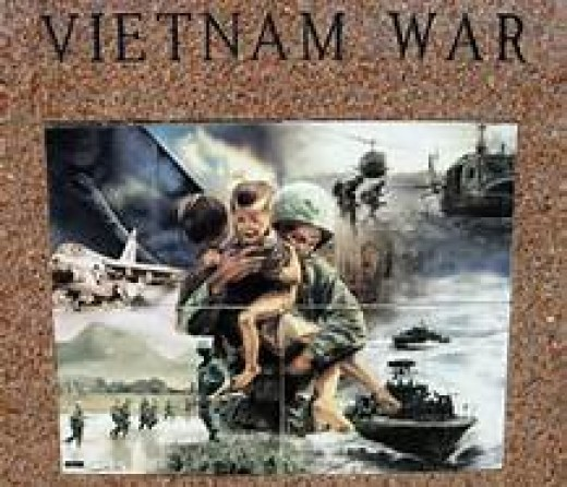 The Vietnam War: The war no one wanted, no one respected, no one benefited from, even today.