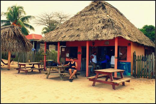 Driftwood Beach Bar and Pizza Shack