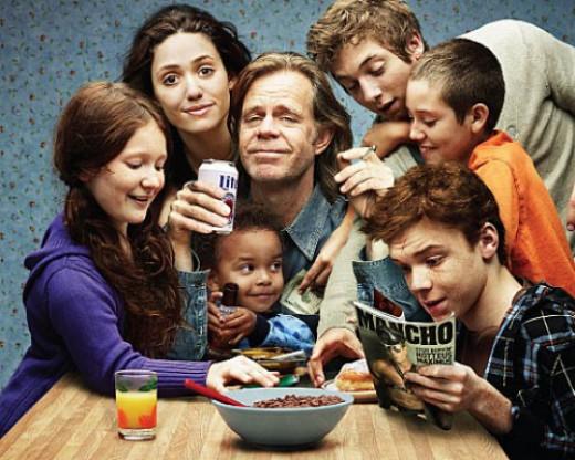 America's Favorite Dysfunctional Family!