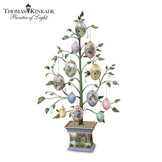 Beautiful Easter Tabletop Tree To Give a More Amazing Look to Your Celebrations