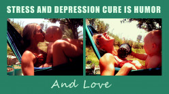 Cure Depression and  Stress with Humor