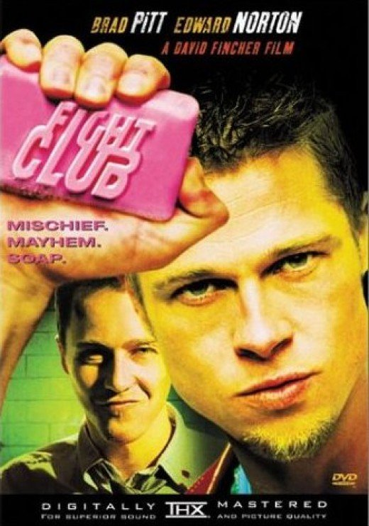 Fight Club Movie Poster.