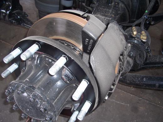 Truck Air Disc brake