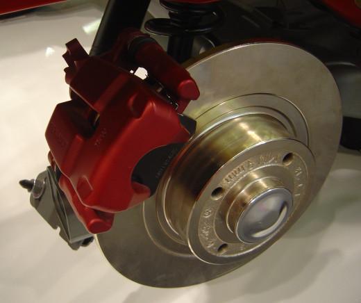 Simple Disk Brakes