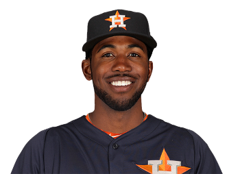 New center fielder and leadoff hitter Dexter Fowler will try to keep the Astros out of the cellar this season.