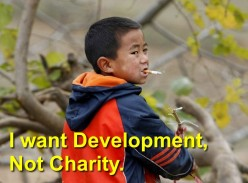 Creating A World Without Poverty: Turning The Poor into Entrepreneurs!