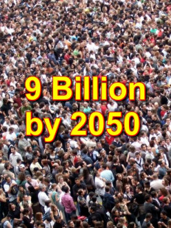 How to Stop World Population from Touching 9 Billion in 2050