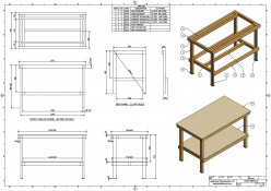 Build Your Own Simple, Sturdy WorkBench