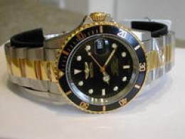 Invicta 8927 C -with rotating coin edged bezel