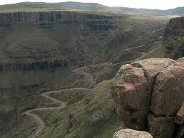 Sani Pass cannot be driven to without an experienced off road 4x4 and driver
