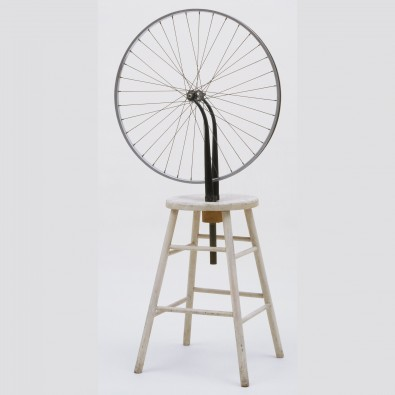 Bicycle Wheel by Marcel Duchamp (1951)