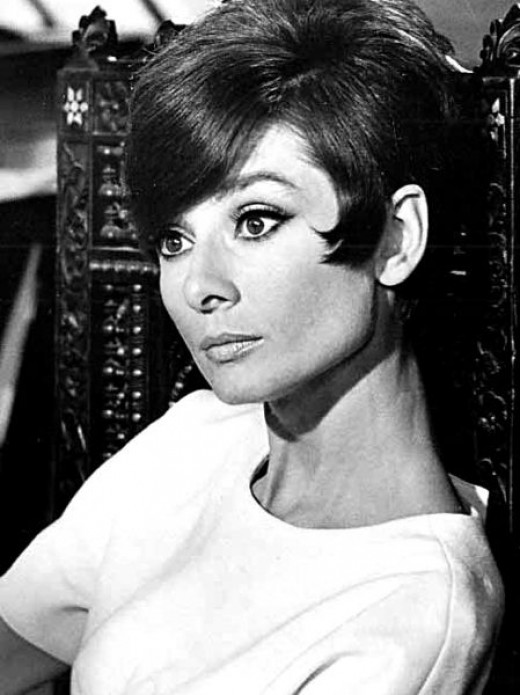 Loved in every film she did, Audrey Hepburn was everybody's Fair Lady.
