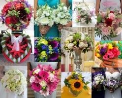 Amazing Wedding Flower Ideas