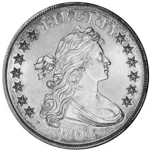 U.S. silver dollars are modeled after thalers and pieces of eight.
