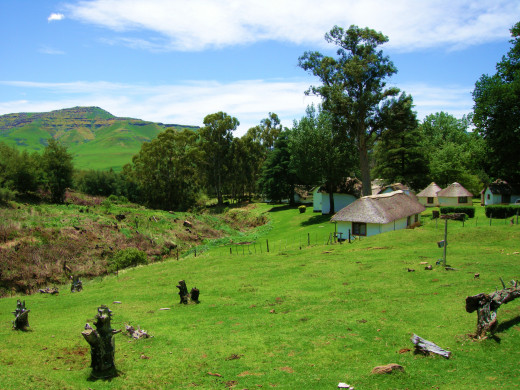 Lake St Bernard, Underberg, Drakensberg
