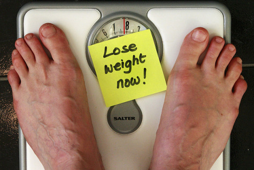 People often resist the idea of regularly tracking progress.  Stepping on the scale is important, though, and should be done at least once a week to monitor progress