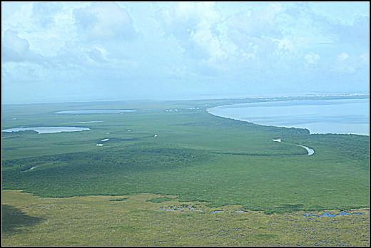 Caribbean coast of Belize