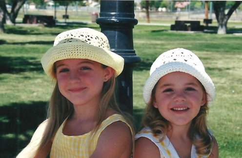 Sisters In Hats Kinder Spirits