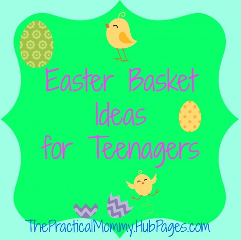 Easter Basket Ideas for Teenagers