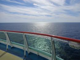 A Beautiful Day at Sea