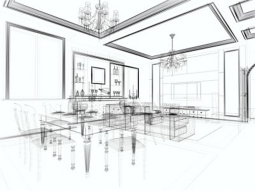 7 ways interior designers charge for interior design services - How much interior designer charge per hour ...