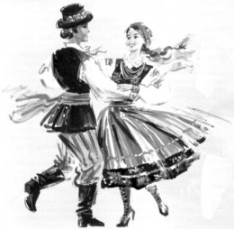 State Dance: The Polka