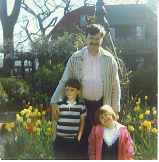Dad, Joel & Me