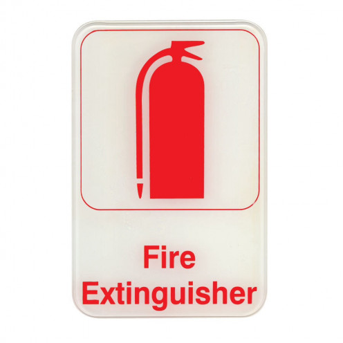 The fire extinguisher has saved many lives since it's inception.