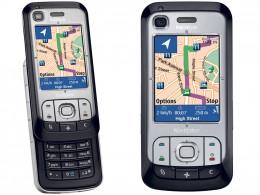 Nokia 6110 Navigator: the first Nokia GPS phone