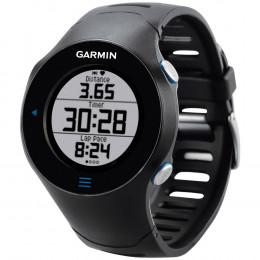 A Garmin GPS watch