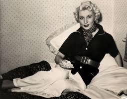 Ruth Ellis the last woman hanged in Britain.