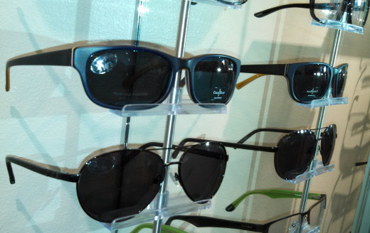 Prescription Sunglasses For Sale at the Glasses Shop