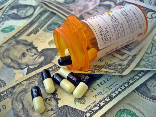 Pharmaceutical companies may pay doctors to prescribe their drugs
