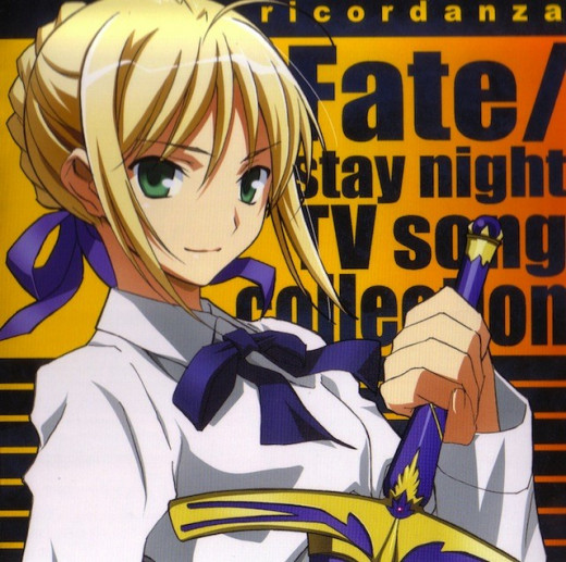 Fate/stay night TV song collection