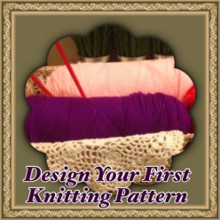 Beginner Knitting: Knit and Design a Pattern plus Free Resources