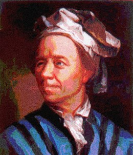 Leonhard Euler, 1707-1783. (Public Domain)