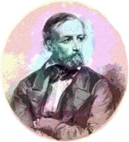 Peter Dirichlet, 1805-1859. (Public Domain)