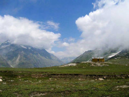 Rohtang pass in Summer