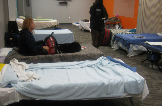 Women's Homeless Shelter In Arizona