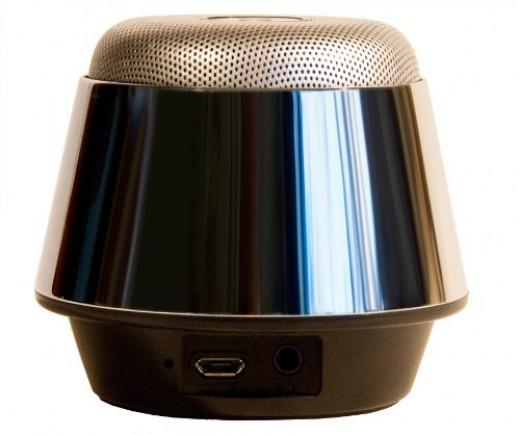 Oontz Curve Speaker( in built Bluetooth, portable)