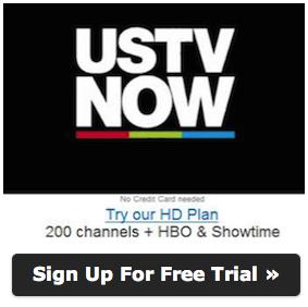 Get USTVNow