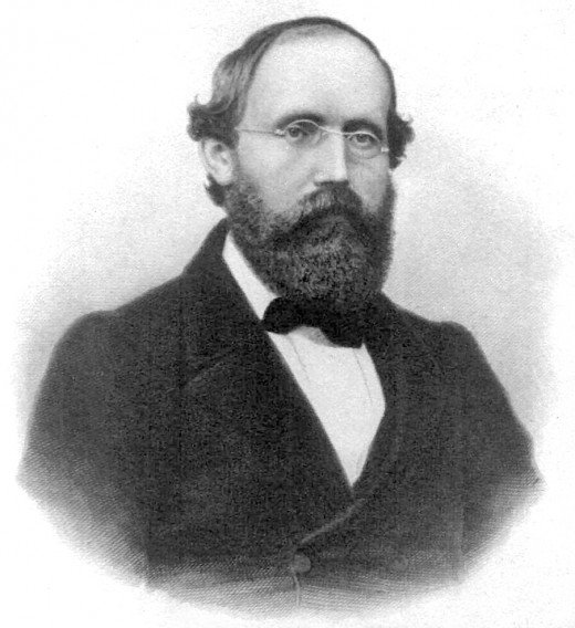 The influential and ground-breaking GFB Riemann
