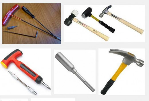 Driving tools