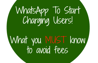 Will WhatsApp start to charge inactive users?