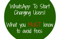 WhatsApp Messenger App To Start Charging Users Money - Is This A Hoax?