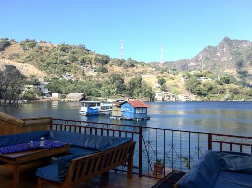 Best bar in San Pedro, Hostal Fe