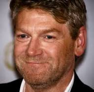 Branagh's rugged Irish mug doesn't make much difference in the audiobook...