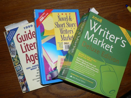 Writer's Market Publications