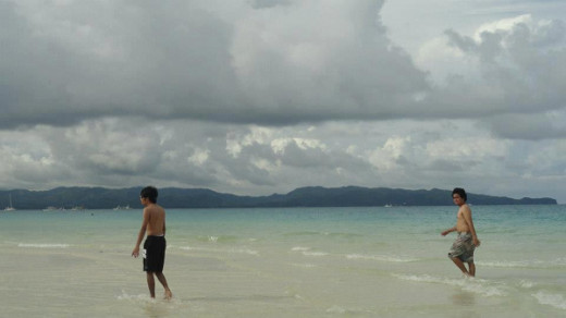 Boracay during off-season. Peaceful!